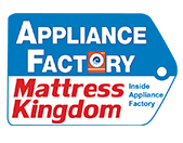 Appliance Factory & Mattress Kingdom Logo
