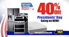 40% off Presidents' Day Sale - Going on NOW!