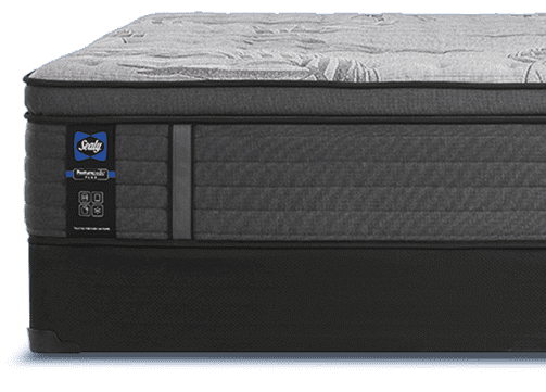 Sealy mattress featuring Posturepedic® Plus